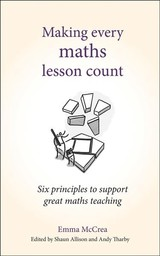Making Every Maths Lesson Count - Mccrea, Emma - ISBN: 9781785833328