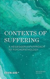 Contexts Of Suffering - Aho, Kevin - ISBN: 9781786611888