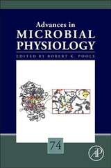 Advances In Microbial Physiology - ISBN: 9780128177129