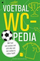 Voetbal WC-pedia - Studio Pym - ISBN: 9789045218045