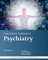 New Oxford Textbook Of Psychiatry - ISBN: 9780198713005