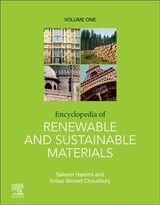 Encyclopedia of Renewable and Sustainable Materials - ISBN: 9780128131954