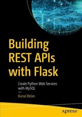 Building Rest Apis With Flask - Relan, Kunal - ISBN: 9781484250211
