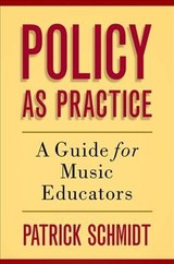 Policy As Practice - Oxford University Press - ISBN: 9780190227036