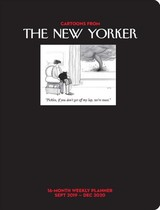 Cartoons From The New Yorker 2019-2020 16-month Weekly Diary Planner - Conde Nast - ISBN: 9781449497675