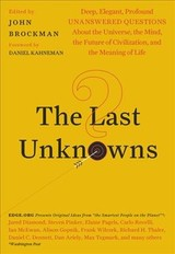 Last Unknowns - Brockman, John - ISBN: 9780062897947