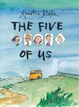 Five Of Us - Blake, Quentin - ISBN: 9781849765077