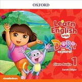 Learn English With Dora The Explorer: Level 1: Class Audio Cds - Editor, Oxford - ISBN: 9780194052382
