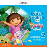 Learn English With Dora The Explorer: Level 2: Class Audio Cds - ISBN: 9780194052399