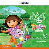 Learn English With Dora The Explorer: Level 3: Class Audio Cds - ISBN: 9780194052405
