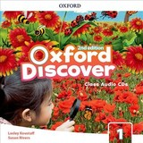 Oxford Discover: Level 1: Class Audio Cds - ISBN: 9780194053112