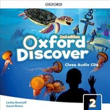 Oxford Discover: Level 2: Class Audio Cds - ISBN: 9780194053136