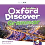 Oxford Discover: Level 5: Grammar Class Audio Cds - ISBN: 9780194053204