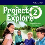 Project Explore: Level 2: Class Audio Cds - ISBN: 9780194255615