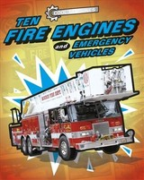 Cool Machines: Ten Fire Engines And Emergency Vehicles - Oxlade, Chris - ISBN: 9781445155111