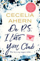 De P.S. I Love You Club - Cecelia  Ahern - ISBN: 9789024584932
