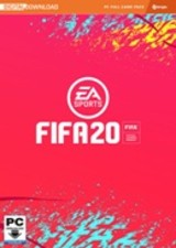FIFA 20 (Code in a box) - ISBN: 5030944122457