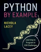 Python By Example - Lacey, Nichola - ISBN: 9781108716833
