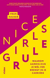 Nice girls rule - Fran  Hauser - ISBN: 9789046825617
