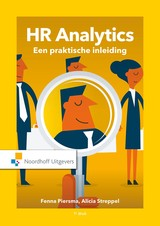 HR Analytics - Fenna  Piersma - ISBN: 9789001868901
