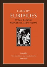 Four By Euripides - Bagg, Robert (TRN) - ISBN: 9781625344441