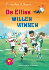 De effies willen winnen! - Vivian den Hollander - ISBN: 9789000370399