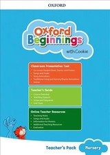 Oxford Beginnings With Cookie: Teacher's Pack - Ball, Catherine; Ianuzzi, Susan; Reilly, Vanessa; Harper, Kathryn; Covill, Charlotte - ISBN: 9780194057110