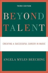 Beyond Talent - Beeching, Angela Myles - ISBN: 9780190670580