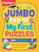Jumbo Pad Of My First Puzzles - Highlights (COR) - ISBN: 9781684379187
