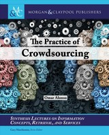 Practice Of Crowdsourcing - Alonso, Omar - ISBN: 9781681735238