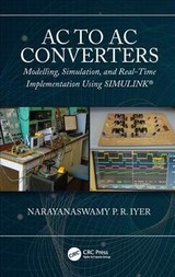Ac To Ac Converters - Iyer, Narayanaswamy P R (myna Electrical And Electronics Consultancy, Australia) - ISBN: 9780367197506