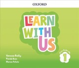 Learn With Us: Level 1: Class Audio Cds - ISBN: 9780194907910