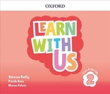 Learn With Us: Level 2: Class Audio Cds - ISBN: 9780194907927