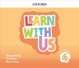 Learn With Us: Level 4: Class Audio Cds - ISBN: 9780194907941