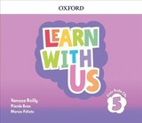 Learn With Us: Level 5: Class Audio Cds - ISBN: 9780194907958