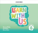 Learn With Us: Level 6: Class Audio Cds - ISBN: 9780194907965