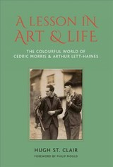 Lesson In Art And Life - St Clair, Hugh - ISBN: 9781910258361
