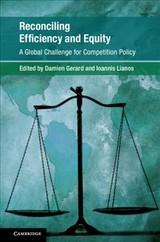 Reconciling Efficiency And Equity - Gerard, Damien (EDT)/ Lianos, Ioannis (EDT) - ISBN: 9781108498081