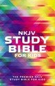 Nkjv, Study Bible For Kids, Softcover, Multicolor - Thomas Nelson - ISBN: 9780718075361
