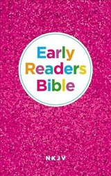 Nkjv, Early Readers Bible, Hardcover, Pink - Thomas Nelson - ISBN: 9781400309115