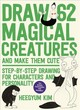 Draw 62 Magical Creatures And Make Them Cute - Kim, Ms. Heegyum - ISBN: 9781631596827