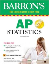 Barron's Ap Statistics With Online Tests - Sternstein, Martin - ISBN: 9781438011691