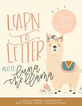 Learn To Letter With Luna The Llama - Chalkfulloflove - ISBN: 9781944515904