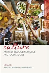 Food Culture - Chrzan, Janet (EDT)/ Brett, John (EDT) - ISBN: 9781789205244