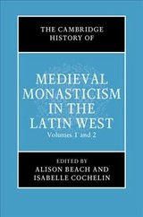Cambridge History Of Medieval Monasticism In The Latin West 2 Volume Hardback Set - Beach, Alison (EDT)/ Cochelin, Isabelle (EDT) - ISBN: 9781107042117