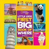 National Geographic Little Kids First Big Book Of Where - National Geographic Kids - ISBN: 9781426336935