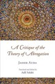 Critique Of The Theory Of Abrogation - Auda, Dr. Jasser - ISBN: 9780860377306