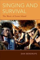 Singing And Survival - Bendrups, Dan (deputy Director (research), Deputy Director (research), Queensland Conservatorium, Griffith University) - ISBN: 9780190297046