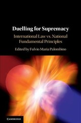 Duelling For Supremacy - Palombino, Fulvio Maria (EDT) - ISBN: 9781108475266