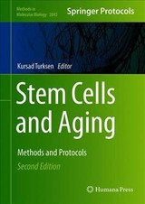 Stem Cells And Aging - Turksen, Kursad (EDT) - ISBN: 9781493997121